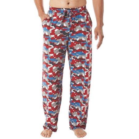 Southern Legends Mens American Camo Pajama Pants