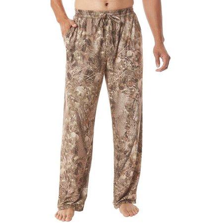 Southern Legends Mens Hickory & Oak Pajama Pants