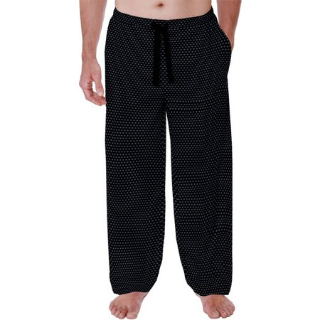 Van Heusen Mens Diamond Printed Pajama Pants