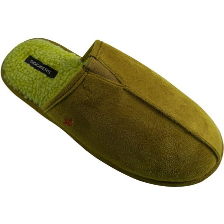 Dockers Mens Scuff Slippers