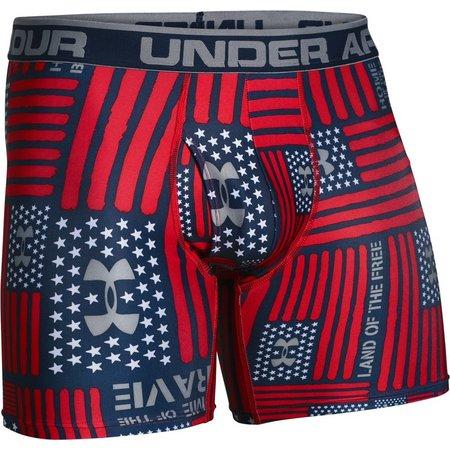 Under Armour Mens 6'' Boxerjock Shorts