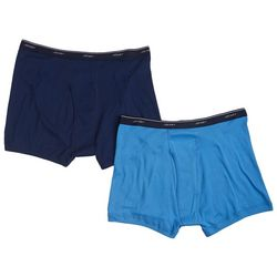 Jockey Mens Big Man 2-pk. Boxer Briefs
