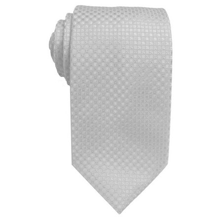 Haggar Mens Classic Textured Pattern Washable Tie