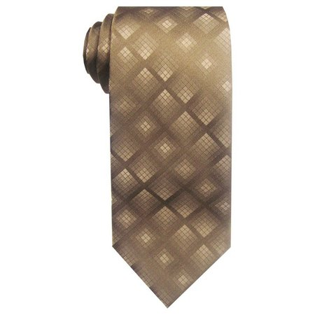 Haggar Parquet Geometric Core Tie