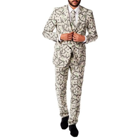 Opposuits Mens Cashanova 3-pc. Suit