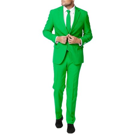 Opposuits Mens Evergreen 3-pc. Suit