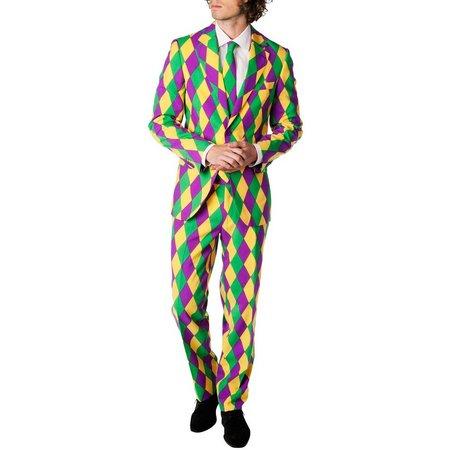 Opposuits Mens Harleking 3-pc. Suit