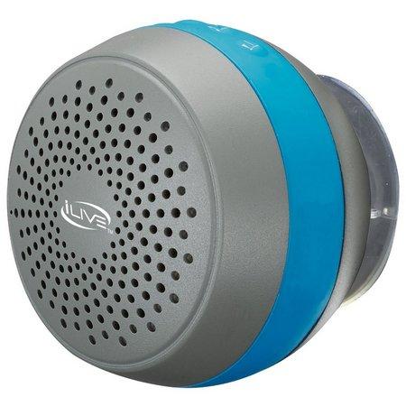 iLive ISBW105BU Wireless Bluetooth Speaker