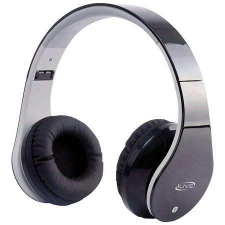 iLive IAHB64B Wireless Headphones