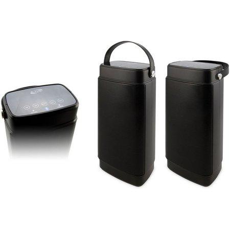 iLive Dual Portable Wireless Speakers