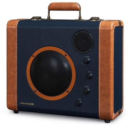 Crosley Radio Navy Soundbomb Portable Speaker