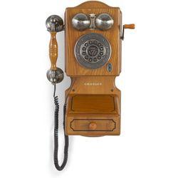 Crosley Radio Country Kitchen Wall Phone