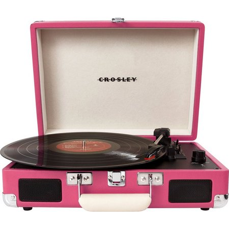 Crosley Radio Cruiser Suitcase Portable Turntable