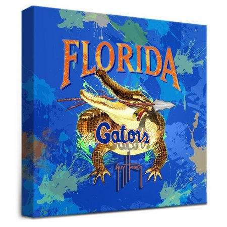 Florida Gators 12'' x 12'' Wall Art by