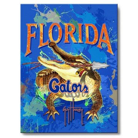 Florida Gators 18'' x 24'' Wall Art by