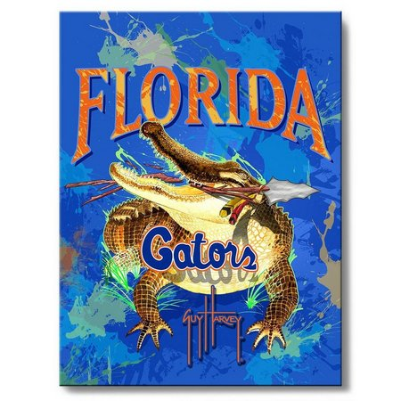 Florida Gators 18'' x 24'' Wall Art by