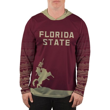 Florida State Mens Long Sleeve Trailblazer Hoodie