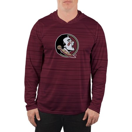 Florida State Mens Long Sleeve Kinetic Hoodie