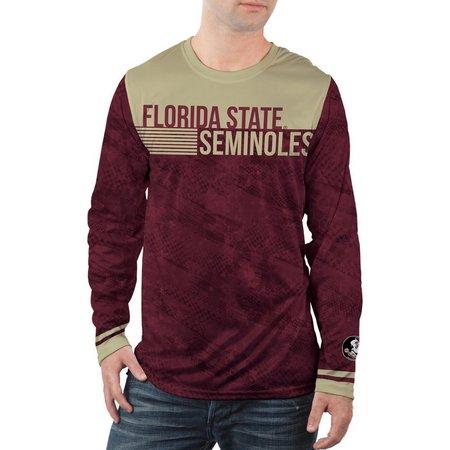 Florida State Mens Long Sleeve Blitz Shirt