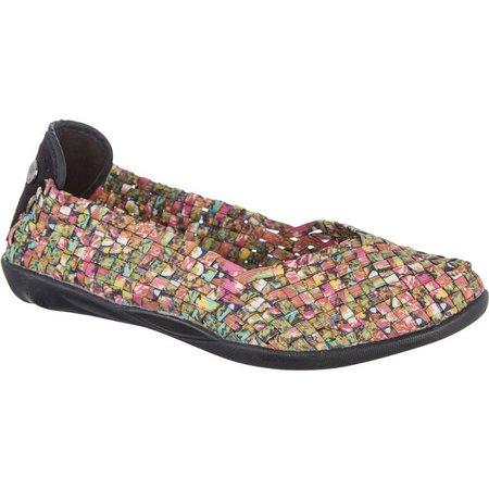 Bernie Mev Womens Catwalk Comfort Shoes - Multi Colors