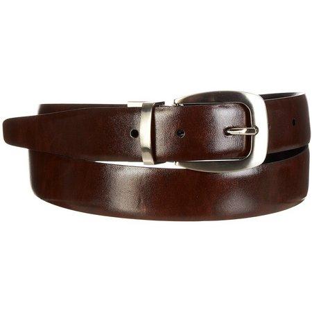 Boca Classics Mens Reversible Dress Belt