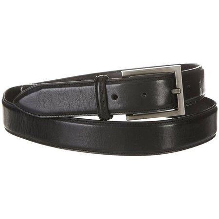 Boca Classics Black Soft Touch Dress Belt