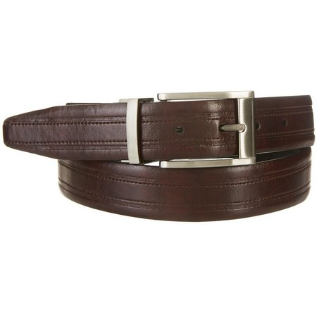 Boca Classics Reversible Center Stitch Belt