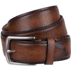 Levi's Mens 38mm Logo Embossed Belt