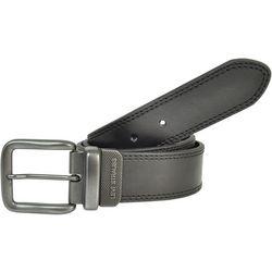 Levi's Mens 40mm Reversible Belt Black/Brown