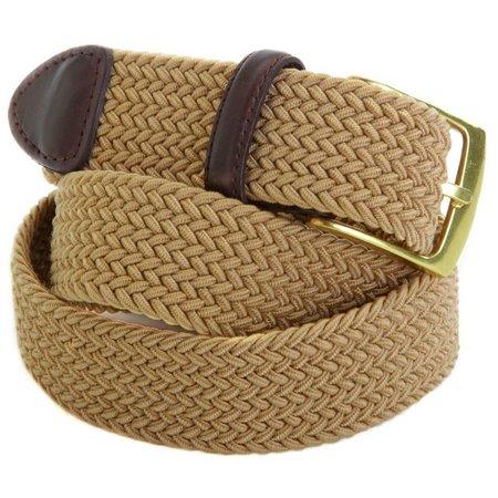 Dockers Braided Stretch Belt