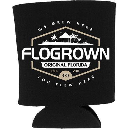 FloGrown Original Floridian Bottle Cooler