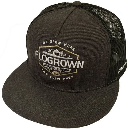 FloGrown Mens Original Floridian Hat