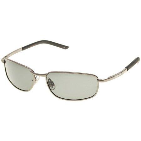 Dockers Mens Polarized Oval Sunglasses