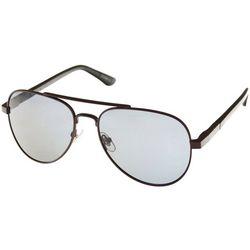Dockers Mens Bronze Aviator Sunglasses
