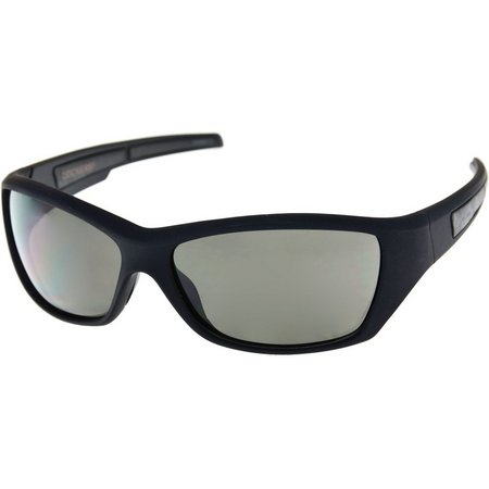 Dockers Mens Dark Navy Wrap Sunglasses