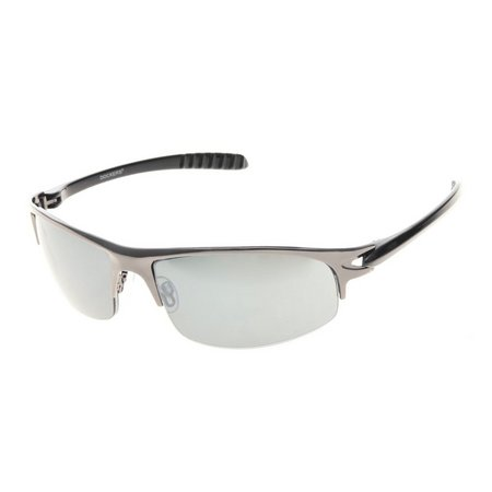 Dockers Mens Gunmetal Smoke Blade Sunglasses