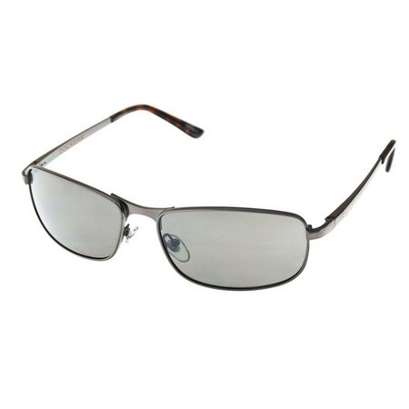 Dockers Mens Gunmetal Bridge Sunglasses