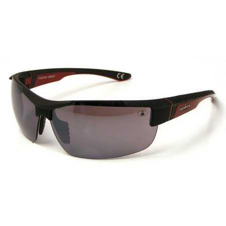 Iron Man Mens Rubber Interior Sport Sunglasses