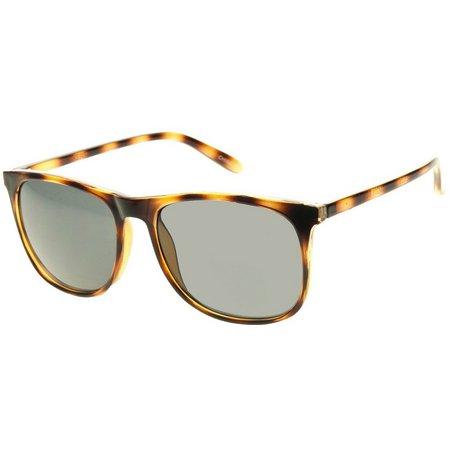 Dockers Mens Tortoise Stripe Retro Sunglasses