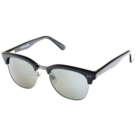 Dockers Mens Black Club Sunglasses