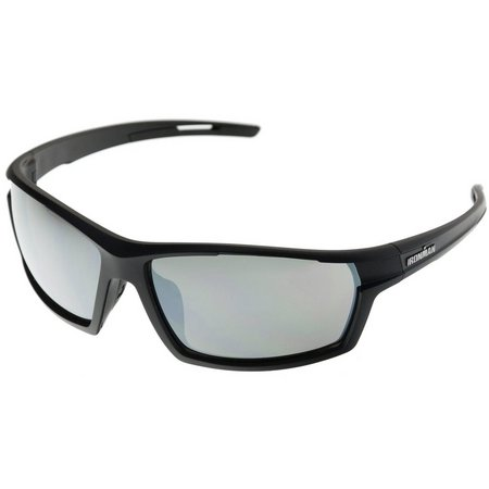 Iron Man Mens Dark Ironflex Wrap Sunglasses
