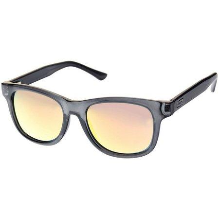 Levi's Mens Mirror Wayfarer Sunglasses