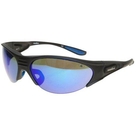 IronMan Mens Empower Mirror Sunglasses