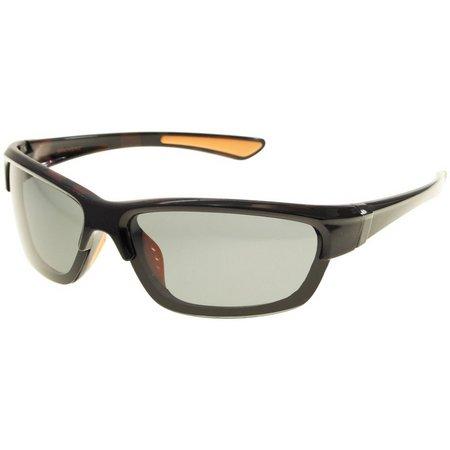 Dockers Mens Polarized Blade Sunglasses