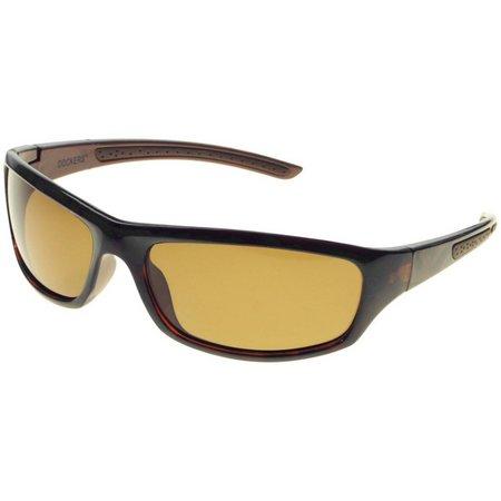 Dockers Mens Polarized Sport Sunglasses