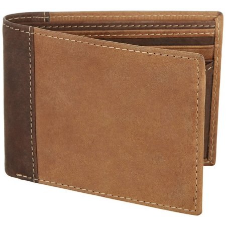 Boca Classics Mens Salem Passcase Wallet