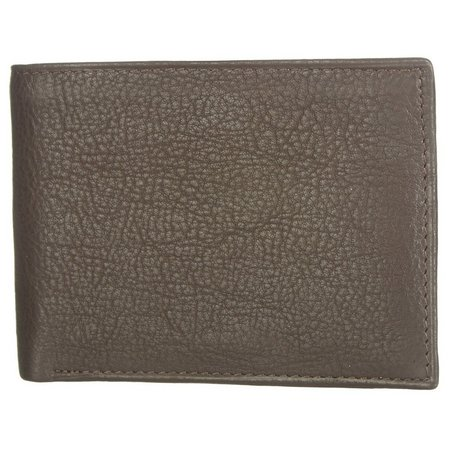 Boca Classics Mens Textured Passcase Wallet