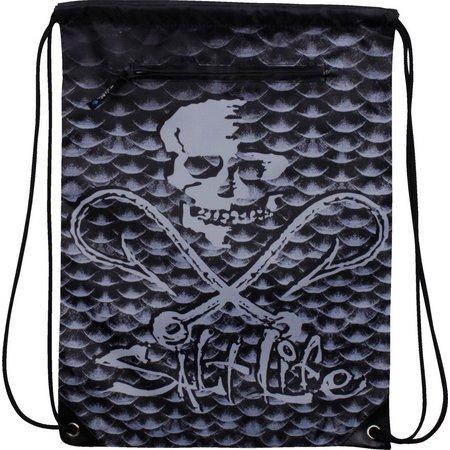 Salt Life Hooked Skull Scalez Cinch Backpack