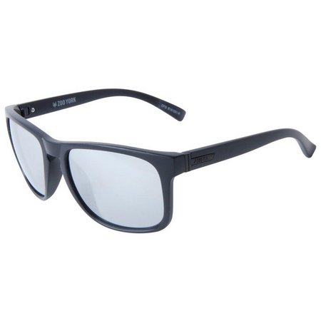 Zoo York Mens Retro Rectangle Sunglasses