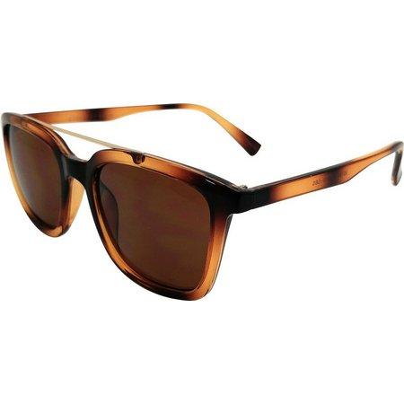 Geoffrey Beene Mens Tortoise Sunglasses